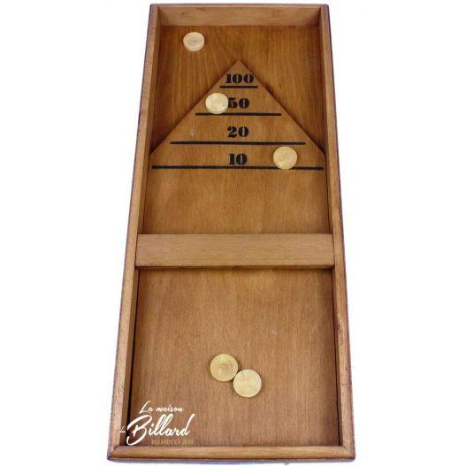Jouet en bois triangle des bermudes